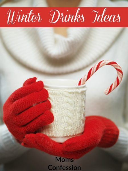 Winter Drink ideas like Hot Cocoa, Cider, and more are amazing for cold winter evenings! Check out our ideas and recipes here!