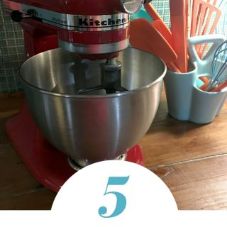 5 Things Your Kitchenaid Mixer Can Do