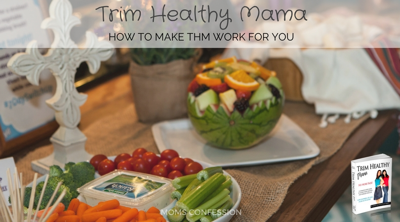 Trim Healthy Mama Diet is a great option for easily getting in shape and dropping extra pounds! Check out these tips for How To Make THM work for you!