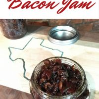Texas is...TexFest and Bourbon Jalapeno Bacon Jam!