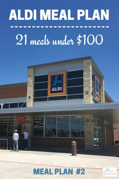 Aldi Meal Plan: Simple & Easy Meal Ideas for Families