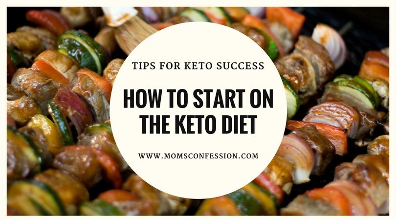 Learn how to start the ketogenic diet with this guide for beginners. You will find tips for keto diet weight loss success and how to start this lifestyle.