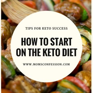 How to Start on the Ketogenic Diet