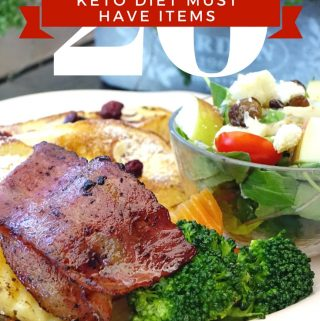 20 Keto Diet Must Have Items