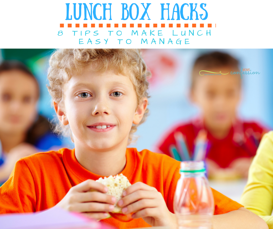 Lunch Box Hacks like these are ideal for Busy Families! Don't miss our top tips from lunch packing pros to make lunches easy and fun!