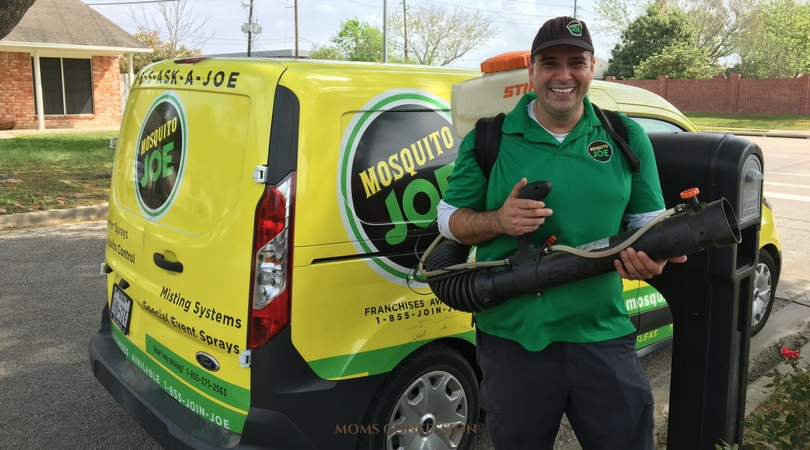 Mosquito Prevention Service - Mosquito Joe of Greater Houston