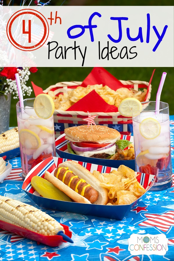 4th of July Party Ideas To Enjoy with Friends and Family