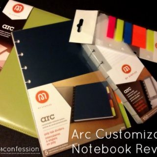 Arc Customizable Notebook Organizes Life