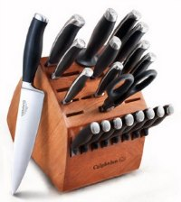 Calphalon Knife Block Set