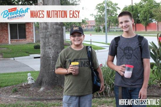 Carnation Breakfast Essentials Nutrition