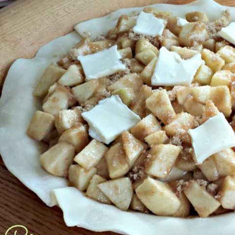 cinnamon apple pie recipe