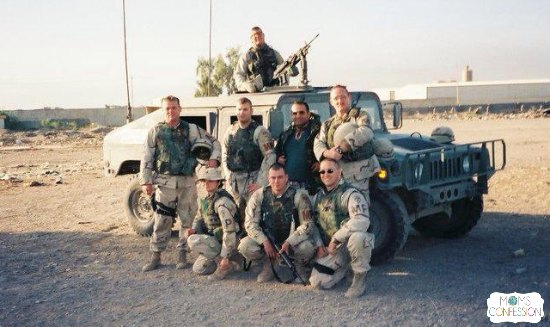 Iraq 2003 - Living with PTSD