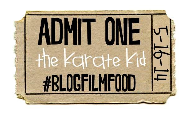Karate Kid #BlogFilmFood Spring & Summer Movie Fest