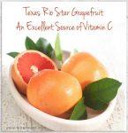 Texas Rio Star Grapefruit