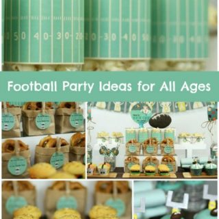 Football Party Ideas for All Ages